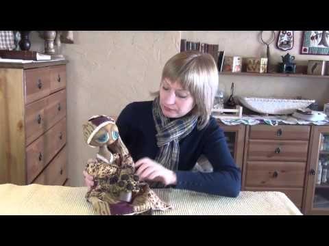 Примитивная кукла Осень-HandWorkDecor - Интернет-магазин декора интерьера в стиле Шале и Кантри
