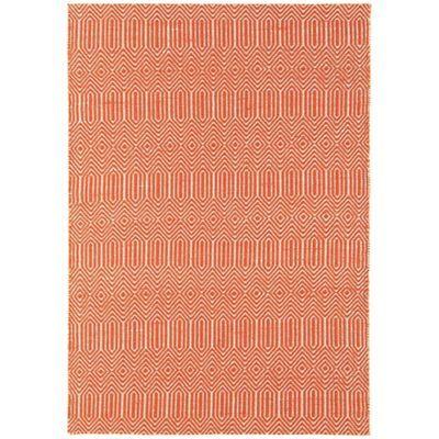Debenhams Orange woollen 'Sloane' rug   Debenhams