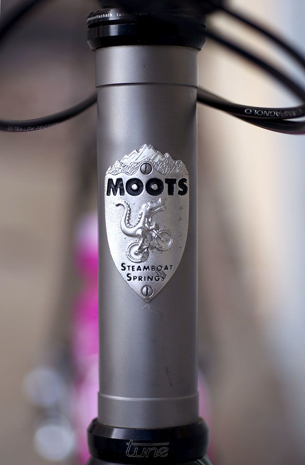 MOOTS by Justin Bauer