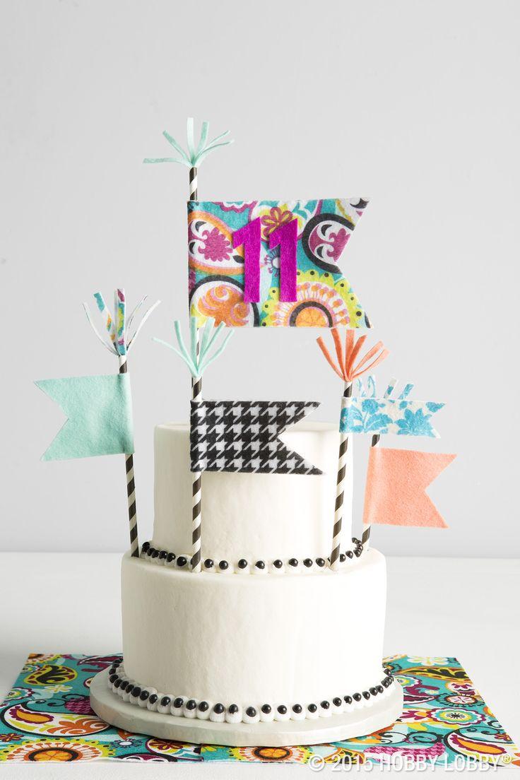 Jumbo straws cake decorating