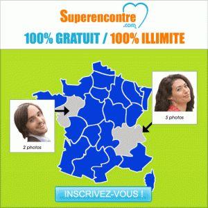 Le site Superencontre, est une idée brillante et originale de Jérôme Zelty…