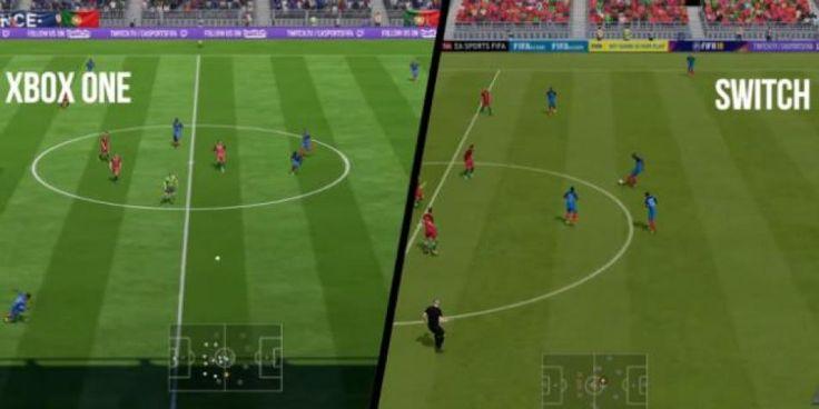 FIFA 18 así lucen las versiones de Xbox One y Switch [VIDEO] - El Comercio