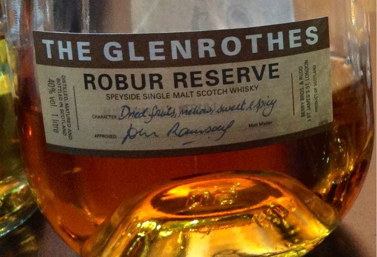 Glenrothes Robur Reserve 40%