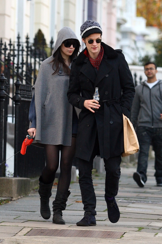 Are Daisy Lowe And Matt Smith Back Together? | Doctor Who ...