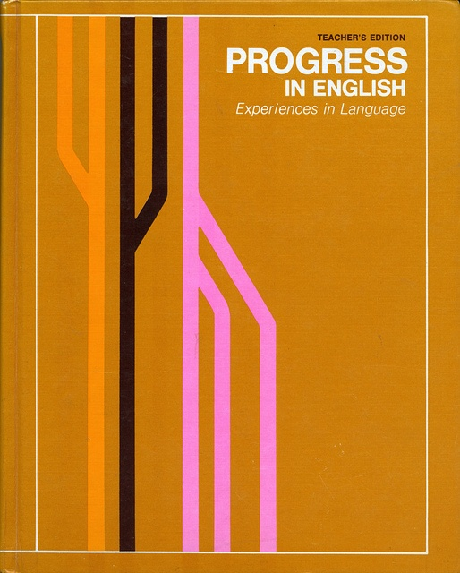 Progress in English. Designed by Donald C. Meighan