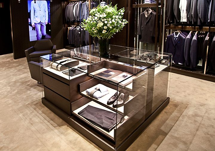 Canali store, Madrid – Spain