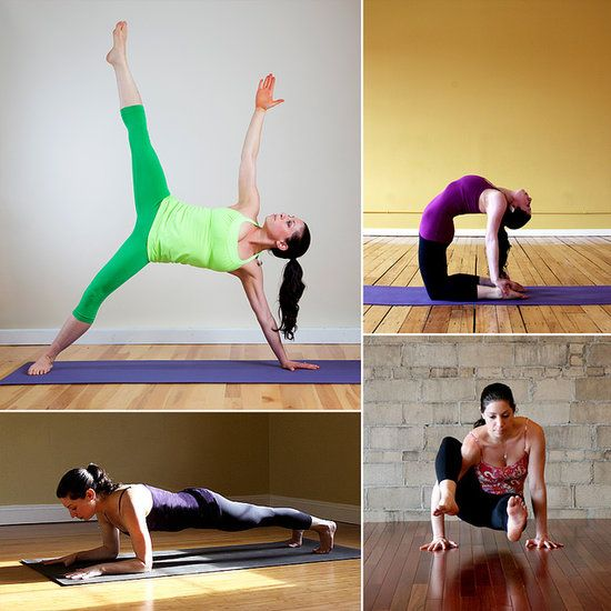 9 yoga moves to work your core