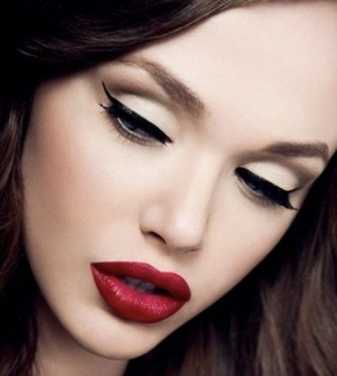 15 Magical Makeup Tips To Beautify Your Hooded Eyes In A ...   Hollywood Glam Eye Makeup