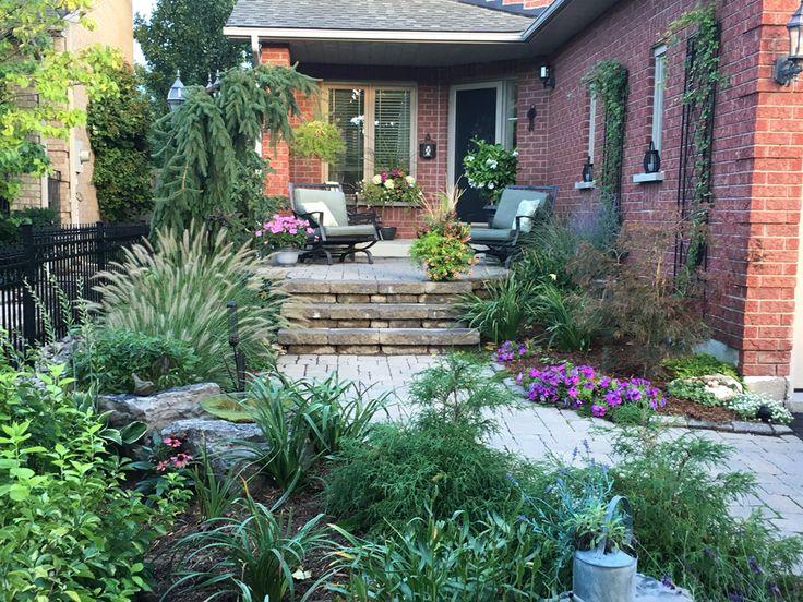 The 25+ best No grass landscaping ideas on Pinterest | No ... on No Grass Backyard  id=57836