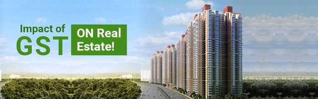 Real Estate Developers are Seeing GST as a Boon