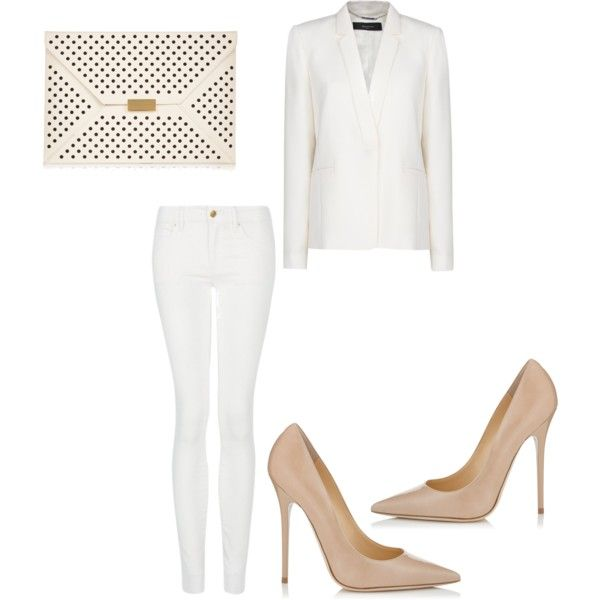 """""""White 3"""" by brainstylist on Polyvore"""
