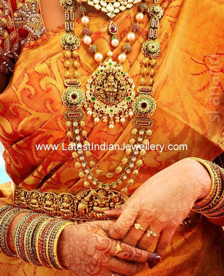 Bridal Jewelry Indian Wedding: 17 Best Images About Indian Bridal Jewellery Sets On