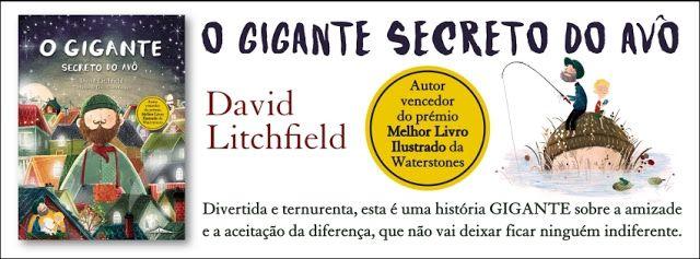 Sinfonia dos Livros: Novidade Booksmile   O Gigante Secreto do Avô   Da...