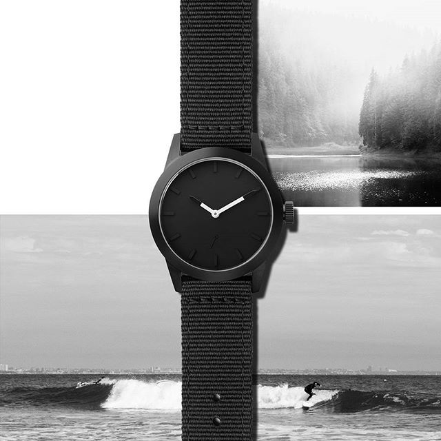 The watch, #TRIWAxSTAMPD. Available at our shoppable Instagram feed, link in bio!