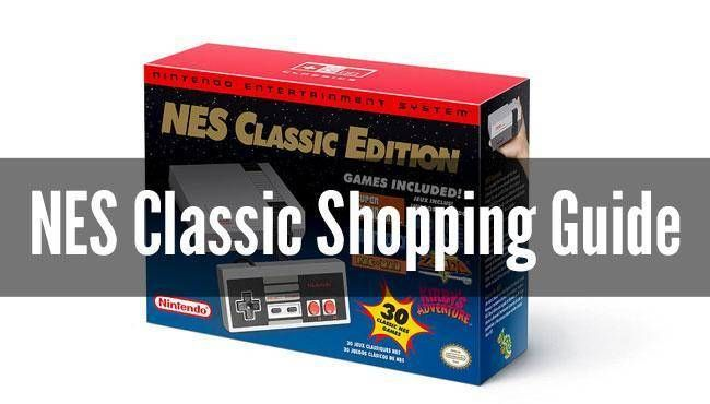 NES Classic in Stock Updates: Amazon Prime Now and BrickSeek Relaunch