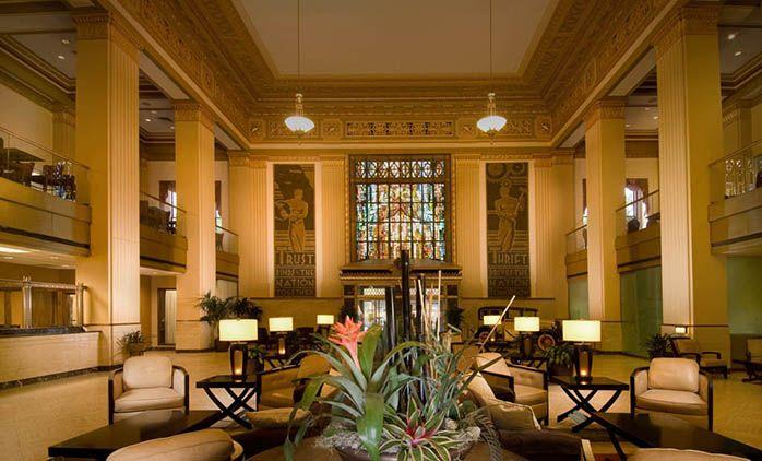 Drury Plaza Hotel Riverwalk San Antonio - Lobby