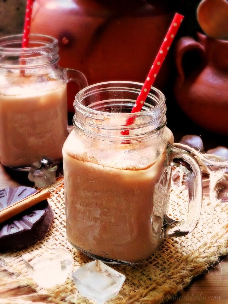 Mexican Chocolate Horchata