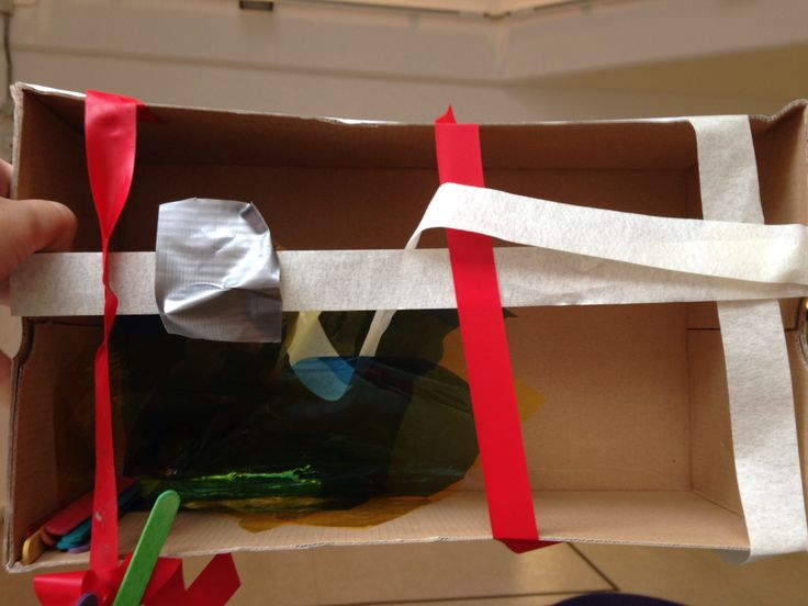 Marlow Moss inspired sculpture made at Leeds Art Gallery, family workshop.