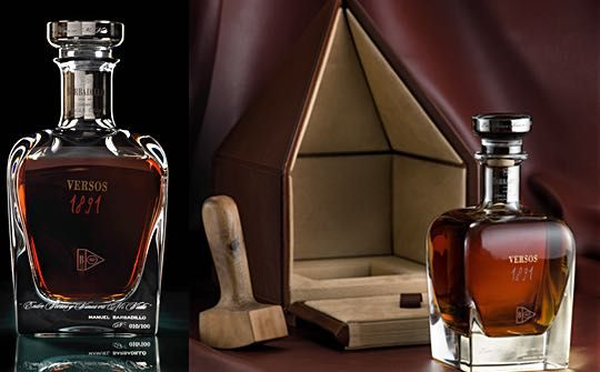 Spanish winemaker Barbadillo has released an amontillado sherry dating back to the 19th century - Versos 1891