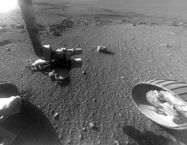 Il Mars Rover Opportunity continua a studiare la Perseverance Valley su Marte ma la sua origine rimane un mistero Nuove fotografie sono state pubblicate dalla NASA, scattate dal suo venerabile Mars Rover Opportunity, che dopo 14 anni terrestri e 5,000 Sol (giorni marziani) continua la sua missione scientifica sul pianeta Marte. #marte #nasa #marsroveropportunity
