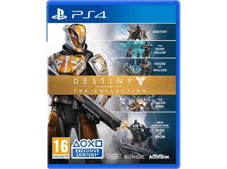 cool ACTIVISION Destiny - The Collection FR PS4 chez Media Markt