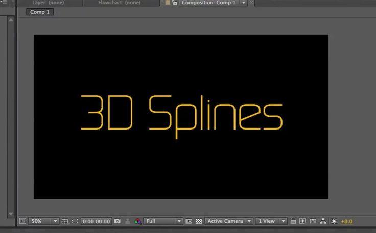 Plexus 2 3D Splines Tutorial on Vimeo