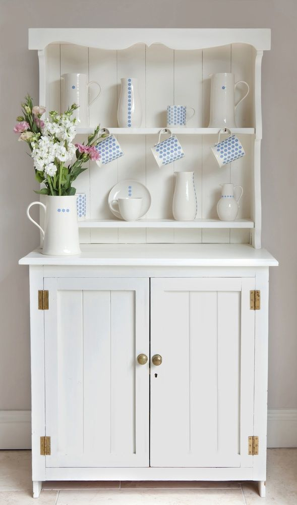 White Kitchen Dresser 40 best dressers images on pinterest | kitchen dresser, welsh