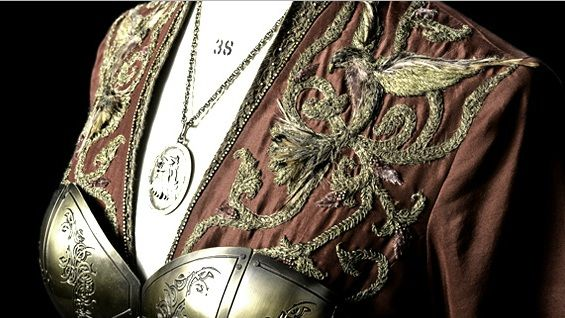 Cersei's armor for Blackwater-  Game of Thrones costume