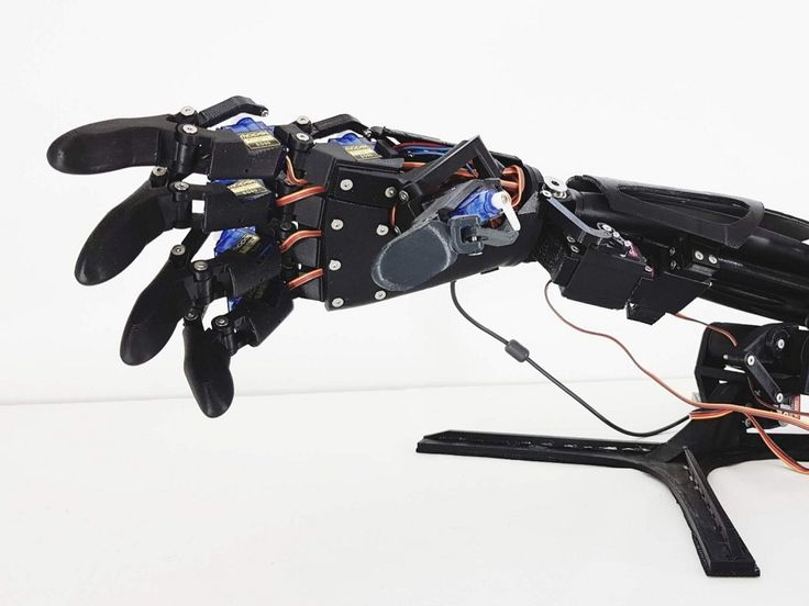 Oct 11 DIY Desktop Robotic Dexterity With The Youbionic Human Arm