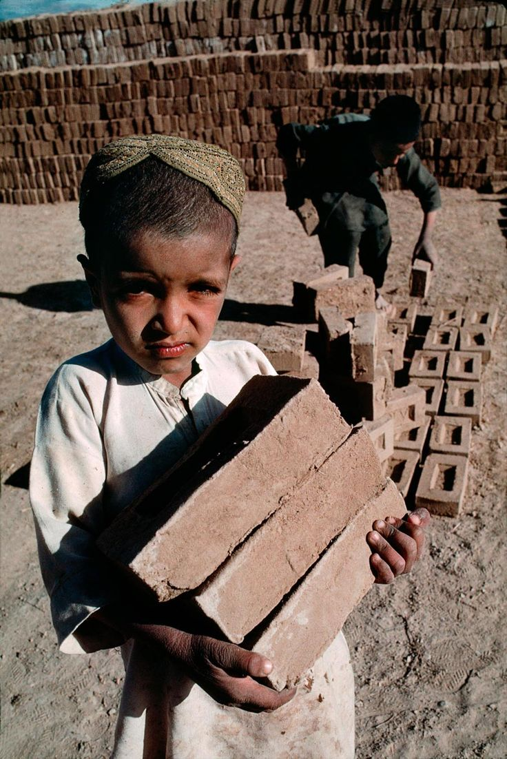 How many children WORLDWIDE are not sent to school due to child labor?