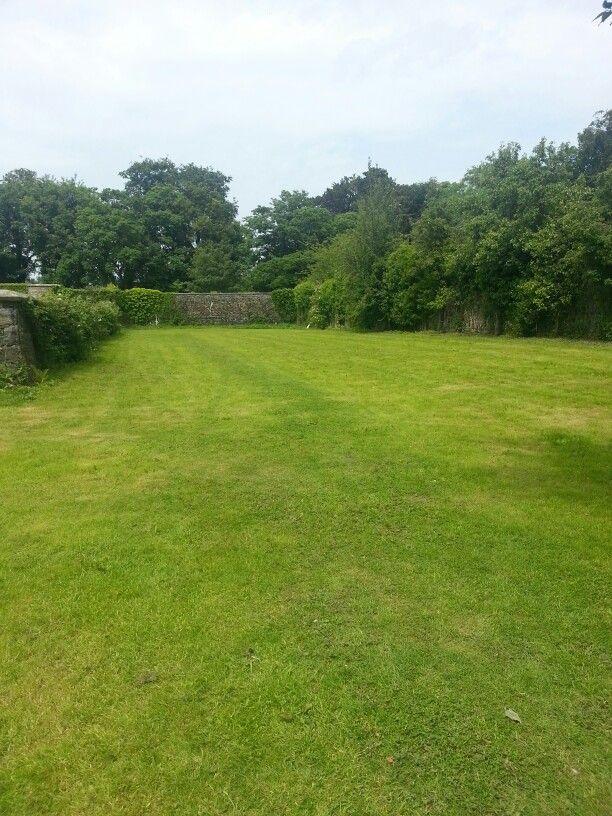 Platts Farm walled garden