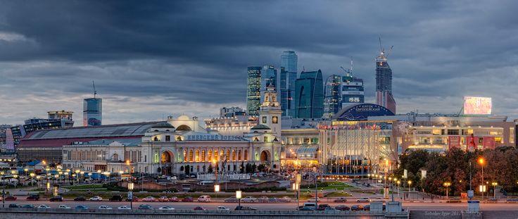 35PHOTO - Соболев Игорь - Вид на площадь Европы