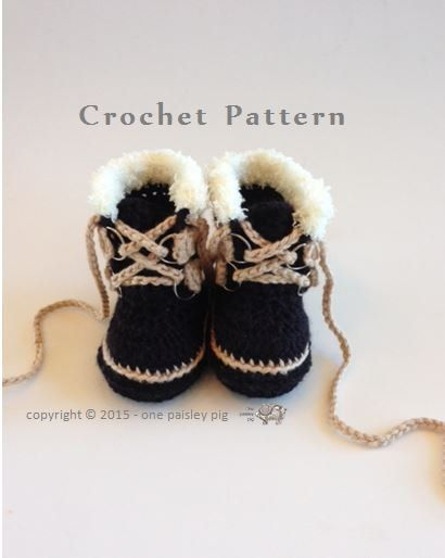 Baby's First Expedition Winter Boots Sorel Pacs by OnePaisleyPig