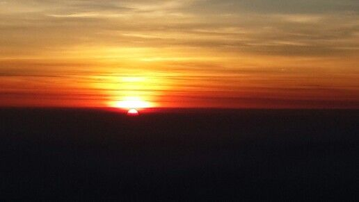 (2) #Nature #Sunrise #PuncakSikunir #Dieng #Wonosobo #Indonesia