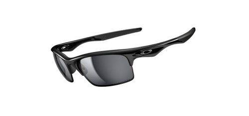 Oakley Bottle Rocket Sunglasses Men's, Mens, 9164, POLISHED BLACK/BLACK IRIDIUM POLARIZED, One Size