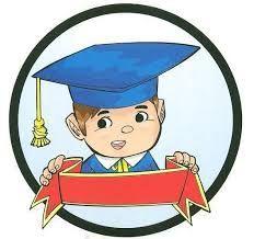 Resultado de imagen para dibujos de gorros de egresados infantiles