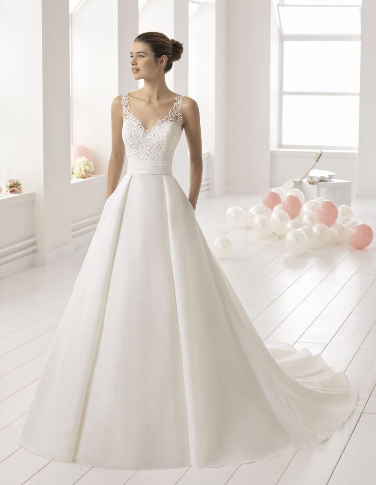 Robes de mariée : la nouvelle collection de AIRE Barcelona