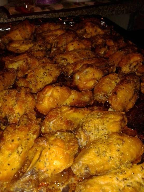 Lemon Pepper Chicken Wings Recipe by BrionnaJ - Allthecooks.com