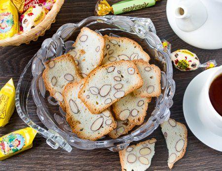 Хрустящее бисквитное печенье