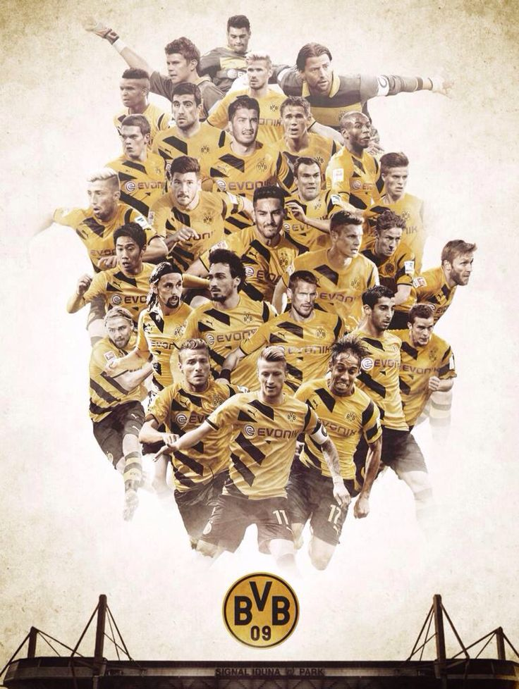 BVB Echte Liebe we all miss this old team