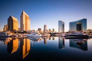 San Diego Skyline - Wan Ru Chen/Getty Images