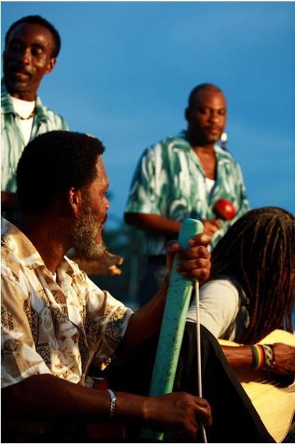 Comunidad raizal de la isla