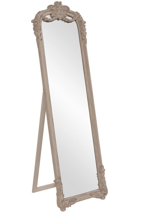 Monticello Mirror - Leaner Mirror - Full Length Mirrors - Leaning Mirror - Stand Up Mirror - Full Length Wall Mirror - Standing Full Length ...