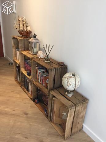 les 25 meilleures id es de la cat gorie caisse pomme sur pinterest caisse de pomme vieilles. Black Bedroom Furniture Sets. Home Design Ideas