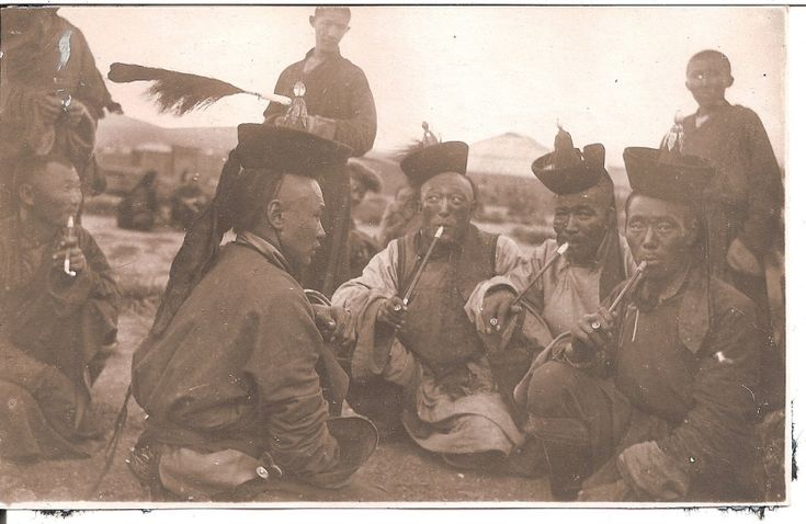 Прекрасная и шокирующая Монголия 100 лет назад - Новости Монголии, Бурятии, Калмыкии, Тывы