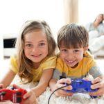 Copii din ziua de azi și ecranele moderne