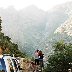 Last minute camping destinations in Southern California: Sunset Campground sits off Kings Canyon Scenic Byway, which curves into the heart of the park.
