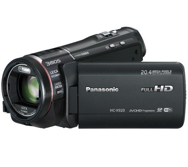 PANASONIC - HC-X920/X929 - schwarz - Videokamera