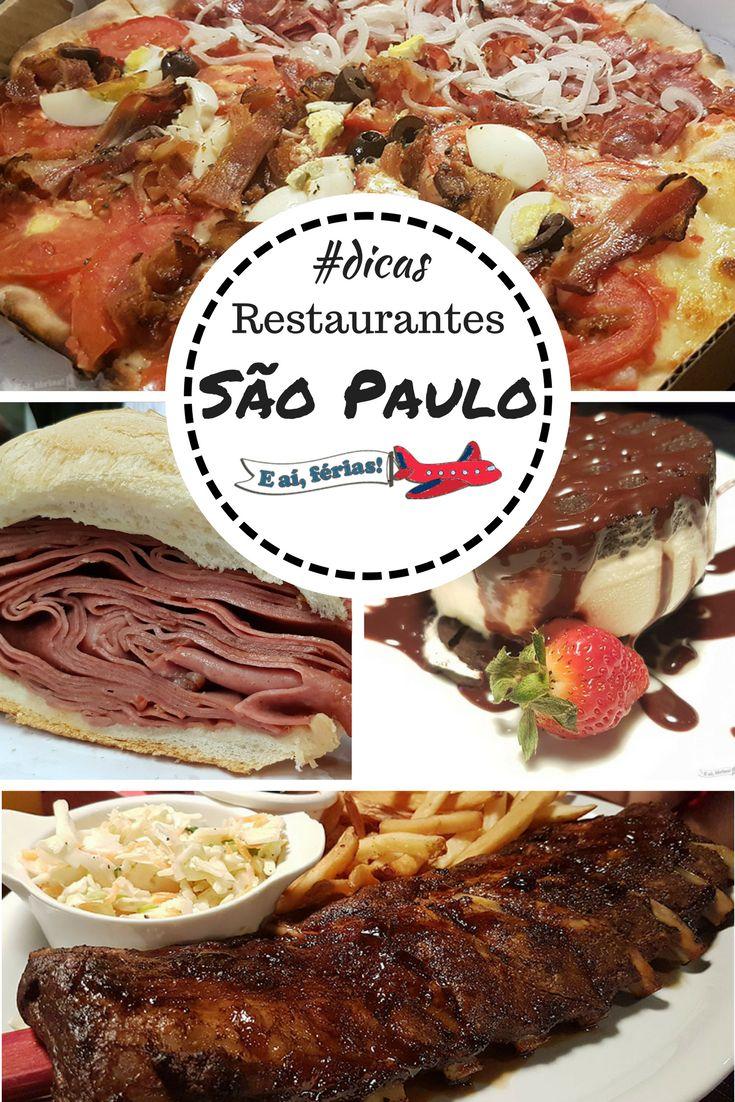 Restaurantes em São Paulo