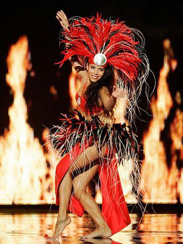 bailarinas de danzas polinesias - Buscar con Google